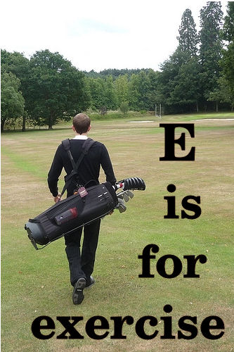 The A-Z of Golfing Fitness (Part 1)