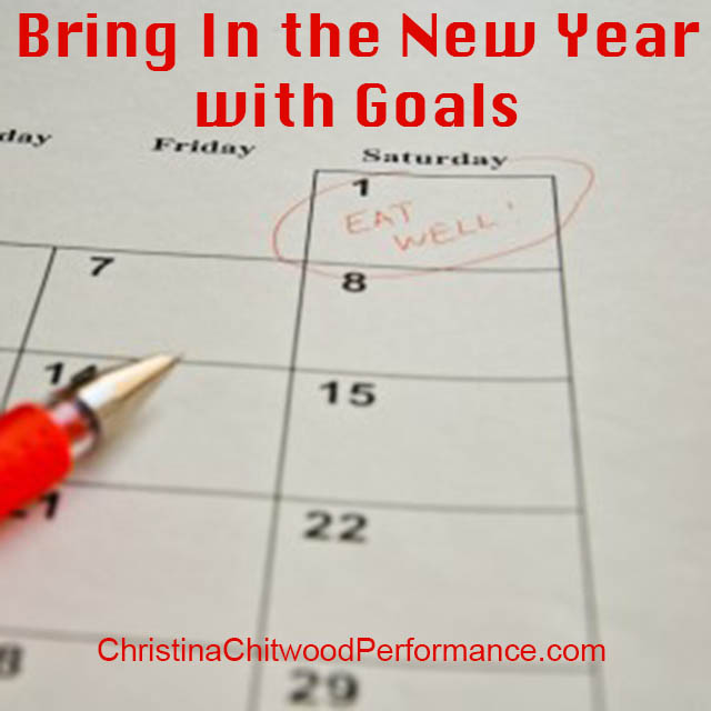 Bring In the New Year with Goals