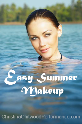 Easy Summer Makeup