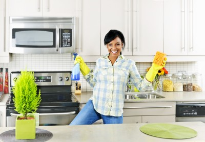 do zumba while cleaning your house - christina chitwood
