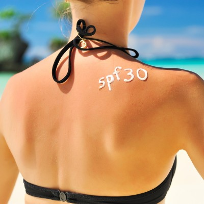 Use at least SPF 30