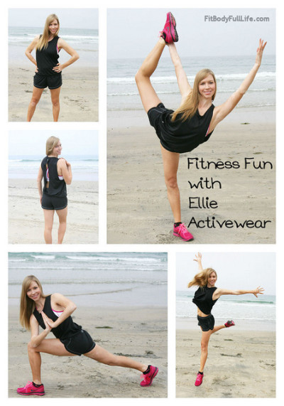 Fitness Fun with Ellie Activewear