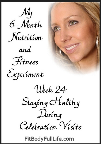 Staying Healthy During Celebration Visits