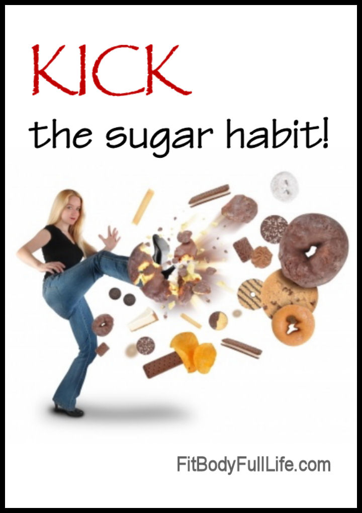 Kick the Sugar Habit!