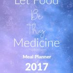 Save Time and Money by Meal Planning: Meal Planner 2017