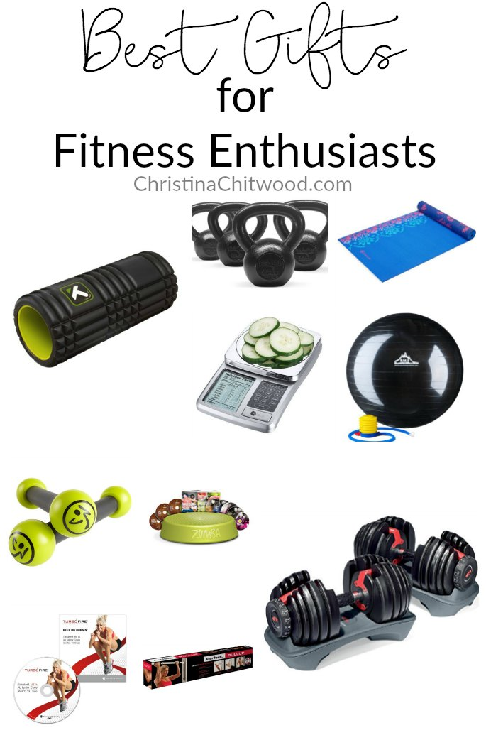 Best Gifts for Fitness Enthusiasts