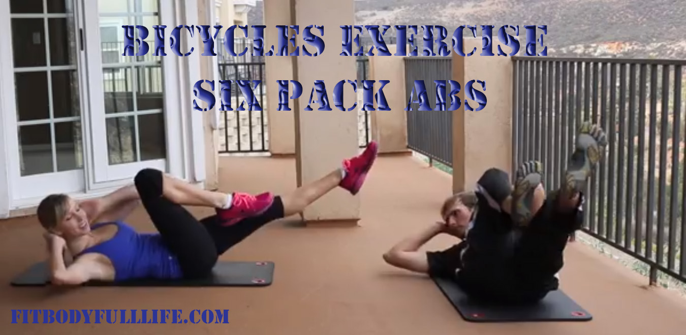 Bicycles Exercise - Six Pack Abs
