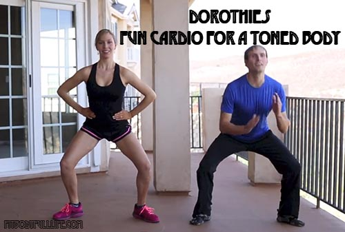 Dorothies - Fun Cardio for a Toned Body