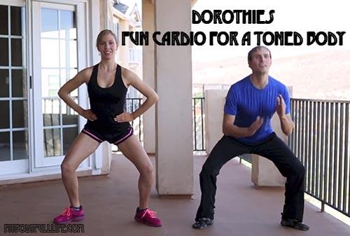 Dorothies - Fun Cardio for a Toned Body