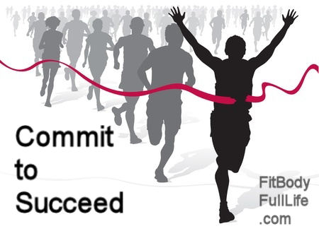 Commit to Succeed