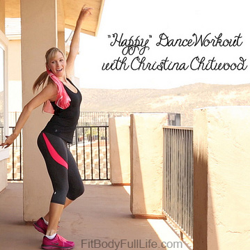 Happy Dance Workout with Christina Chitwood - Square