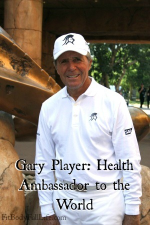 Gary Player title