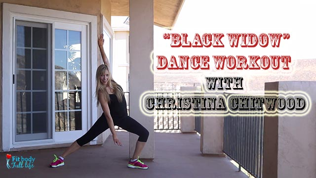 """Black Widow"" - Dance Workout with Christina Chitwood"