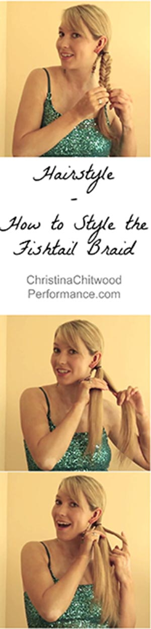 Hairstyle - How to Style the Fishtail Braid
