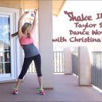 "Taylor Swift ""Shake It Off"" – Dance Workout with Christina Chitwood"