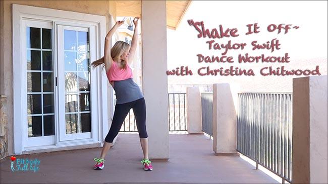 "Taylor Swift ""Shake It Off"" Dance Workout with Christina Chitwood"