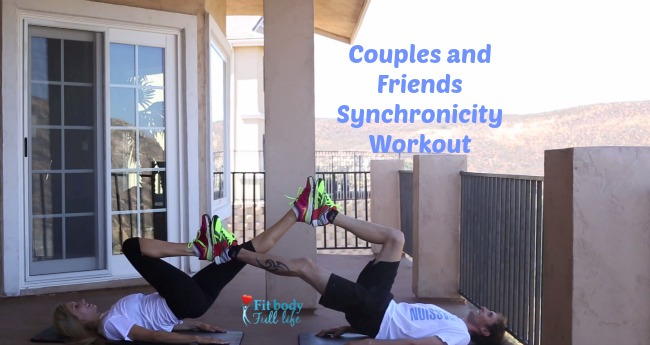 Couples and Friends Synchronicity Workout
