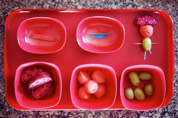 Fruit Pirate-Making Tray