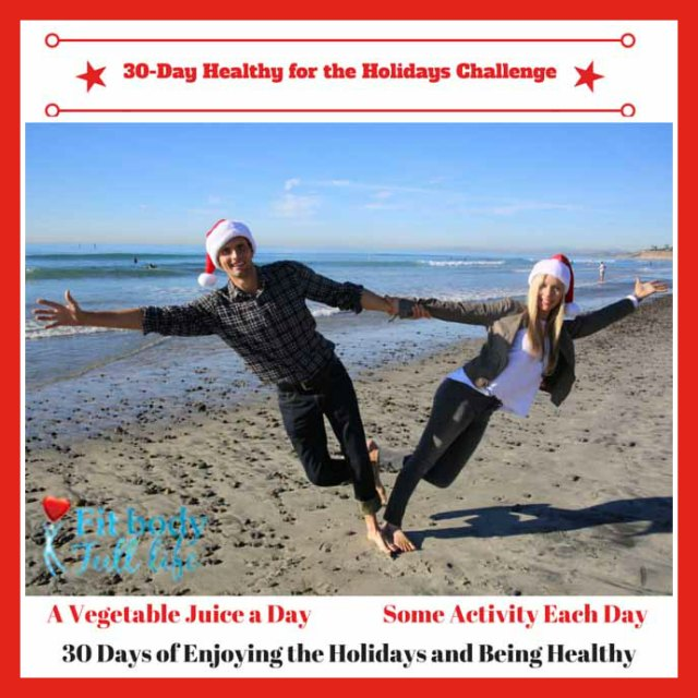 30-Day Healthy for the Holidays