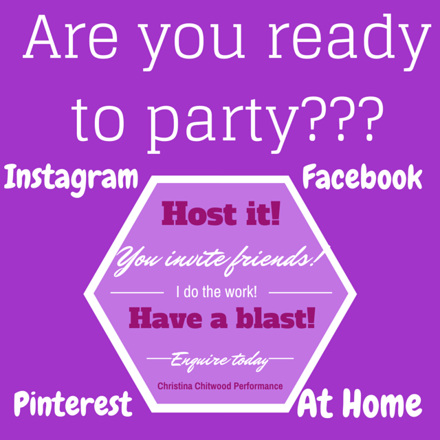 Are You Ready to Party - Christina Chitwood Performance