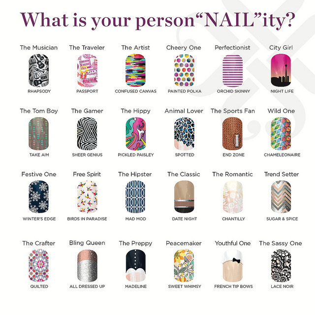 Christina Chitwood Performance Jamberry Nails Gift Guide