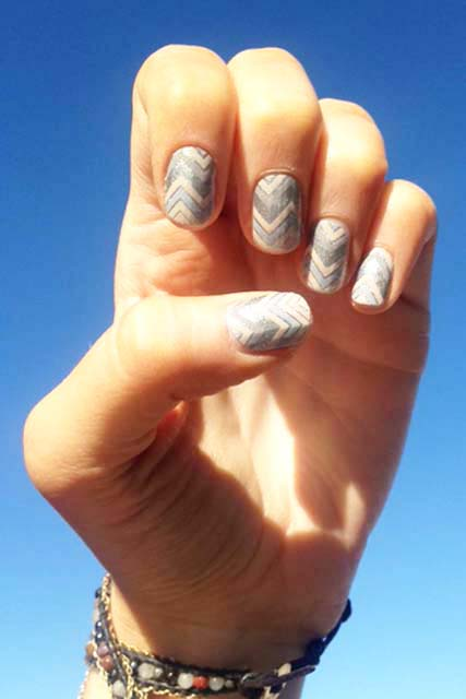 Jamberry Nail Wrap Style - Sugar and Spice