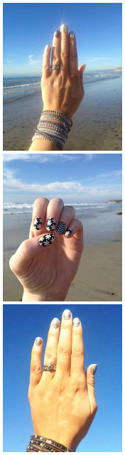 Jamberry Nail Wraps Application Step by Step - Christina Chitwood Performance