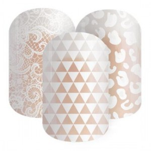 Leo, Geo & Lace Jamberry Nail Wraps