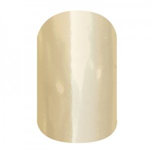 Mirror Metallic Gold - SD04 - Jamberry Nail Wraps