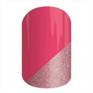 Pretty In Pink Jamberry Nail Wraps