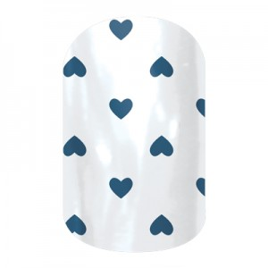 Puppy Love - A937 - Jamberry Nail Wraps