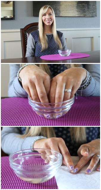 Removing Jamberry Nail Wraps: Warm Coconut Oil - Christina Chitwood Performance