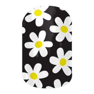 Simply Daisy - B017 - Jamberry Nail Wraps