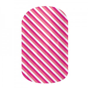 Skinny Pink - DS05 - Jamberry Nail Wraps