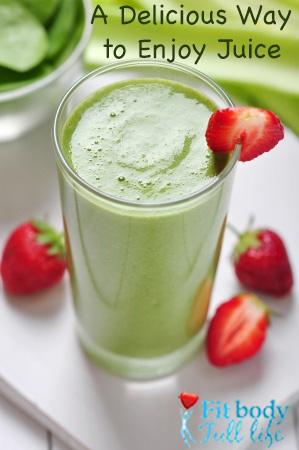 A Delicious Way to Enjoy Juice