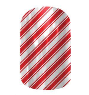 Candy Cane - DS02l - Jamberry Nail Wraps