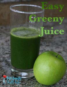 Easy Greeny Juice