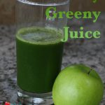 Easy Greeny Juice Recipe