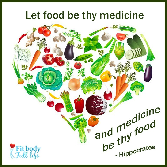 Medicine Free: How food IS your medicine