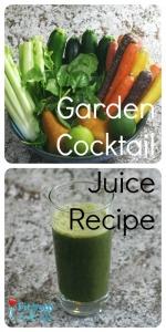 Garden Cocktail Juice Recipe