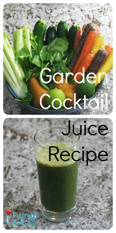 Garden Cocktail Juice Recipe