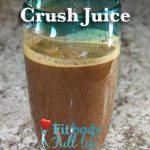 Juice Recipe: Kale Citrus Crush