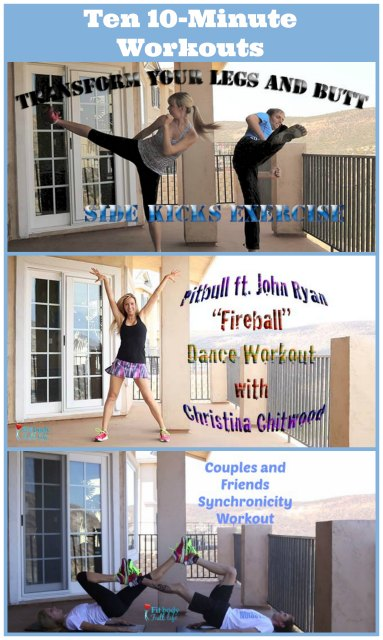 Ten 10-Minute Workouts