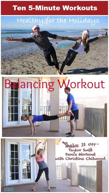 Ten 5-Minute Workouts