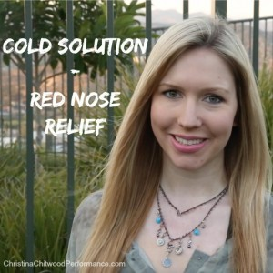 Cold Solution - Red Nose Relief Square