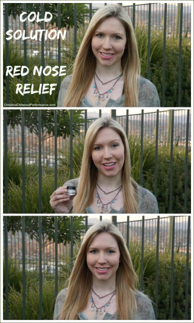 Cold Solution - Red Nose Relief