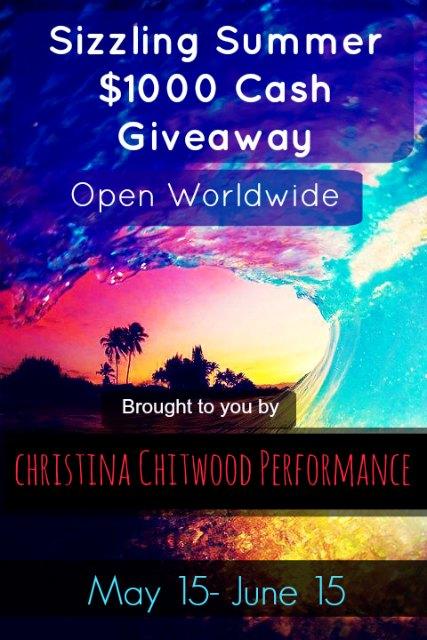 2 $500 Cash Prizes and 1 $250 Cash Prize, WW 6/15 - Christina Chitwood Performance