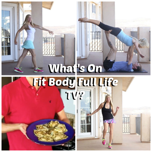 What's On Fit Body Full Life TV?