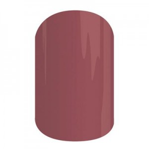 Marsala (Glossy) Jamberry Nail Wraps