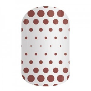 Marsala Mirage Jamberry Nail Wraps